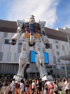 Gundam 1:1 di Odaiba