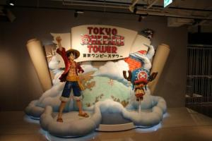 One Piece Tower