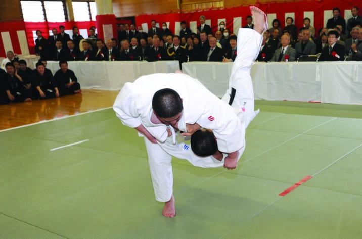 seni bela diri Jepang judo