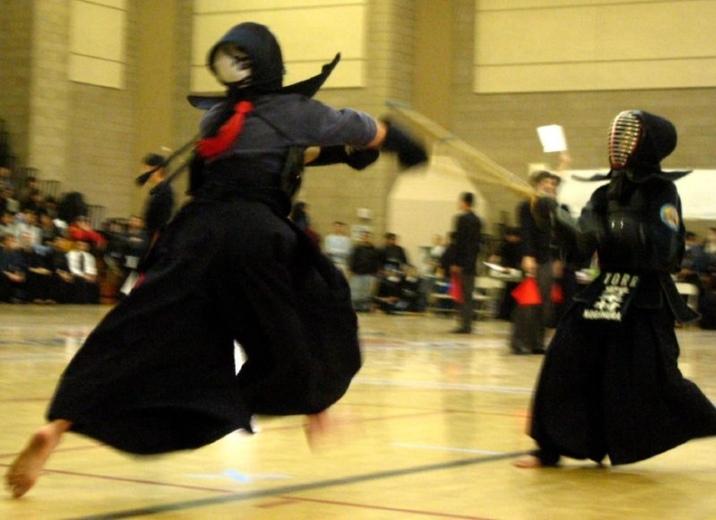 seni bela diri Jepang kendo