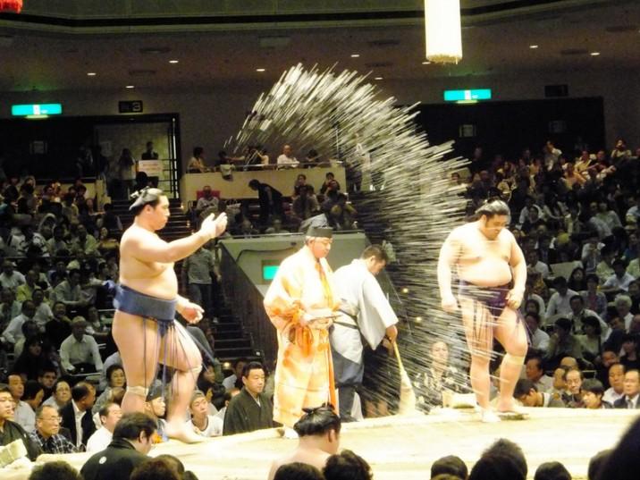 seni bela diri Jepang sumo