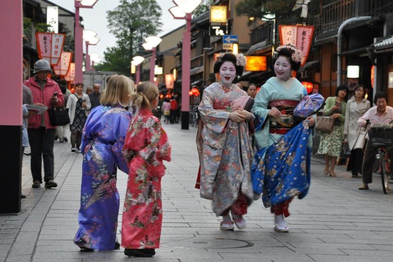 geisha-di-kyoto