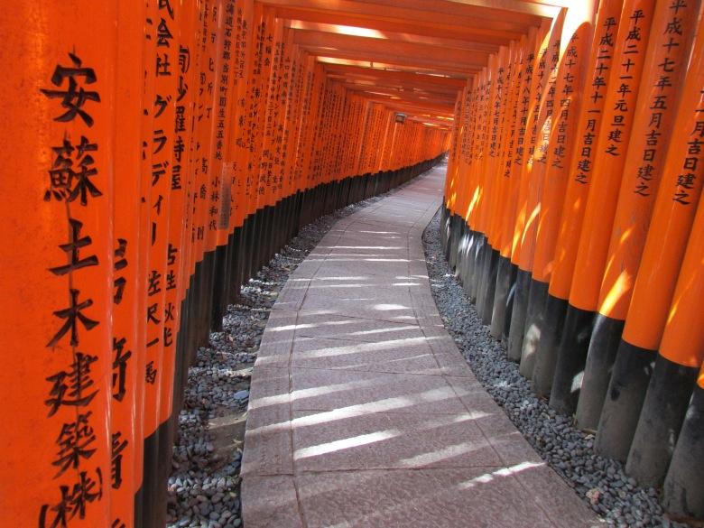 tour ke jepang fushimi inari kyoto