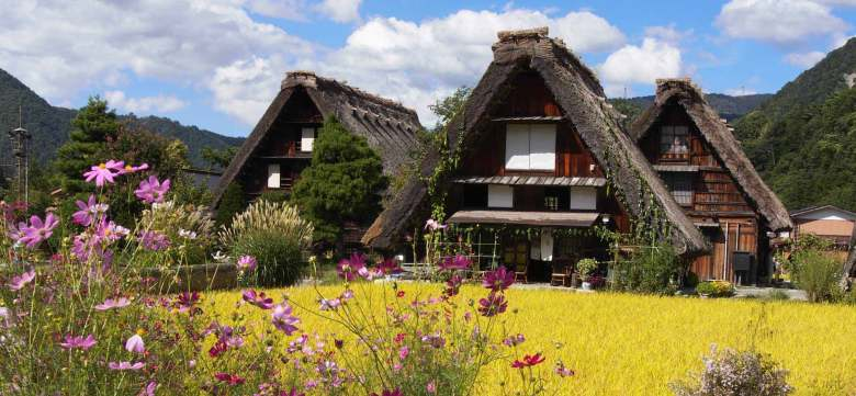 private tour ke shirakawago jepang tour jepang shirakawago