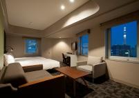 rekomendasi hotel di tokyo untuk wisatawan turis muslim di tokyo jepang HAGORA PLACE ASAKUSA 1