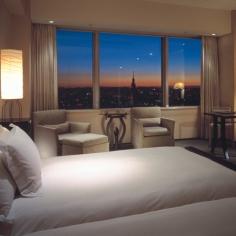 rekomendasi hotel di tokyo untuk wisatawan turis muslim di tokyo jepang Park Hyatt Tokyo 1