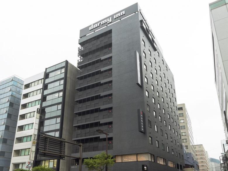 Dormy Inn Premium Tokyo Kodenmacho, Ginza hotel