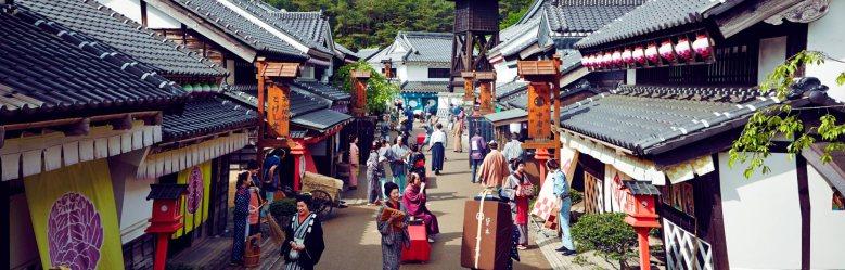 Edo Wonderland nikko jepang