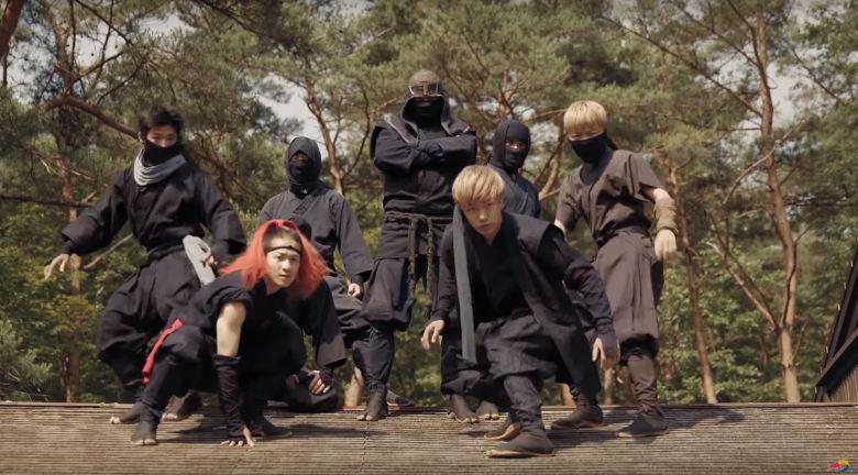 ninja Edo Wonderland nikko