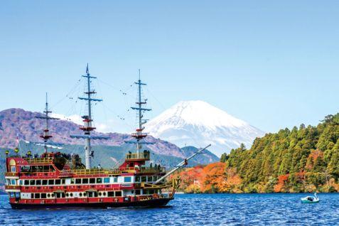 tour ke jepang autumn