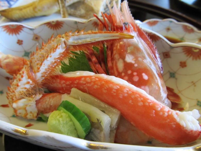 tour ke jepang hokkaido wakkanai seafood 2