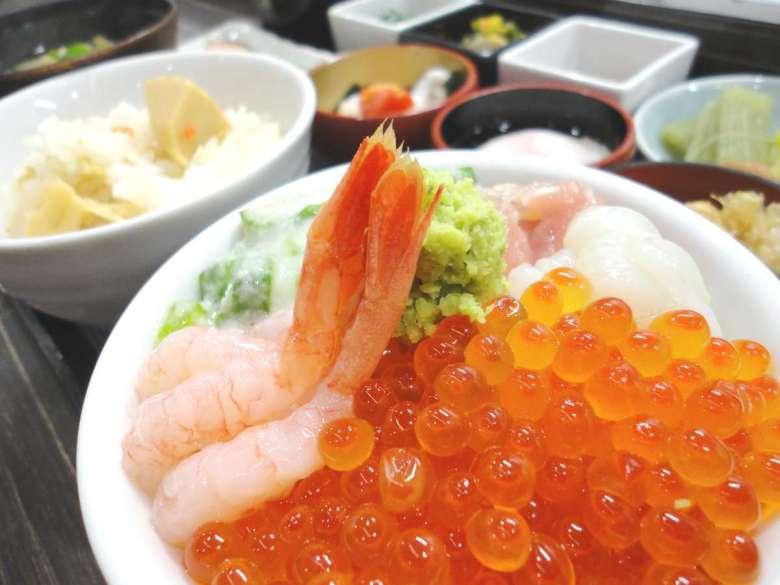 tour ke jepang hokkaido wakkanai seafood