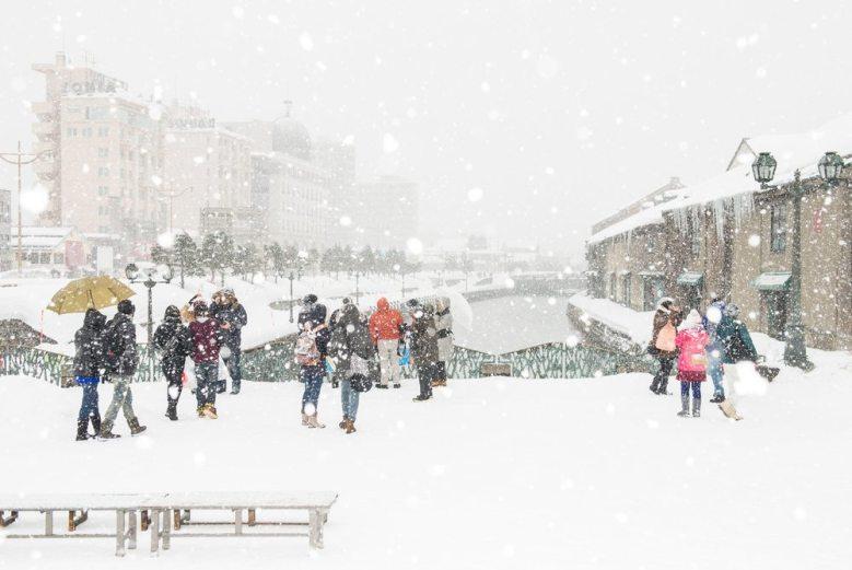 musim dingin waktu terbaik untuk mengunjungi sapporo hokkaido jepang