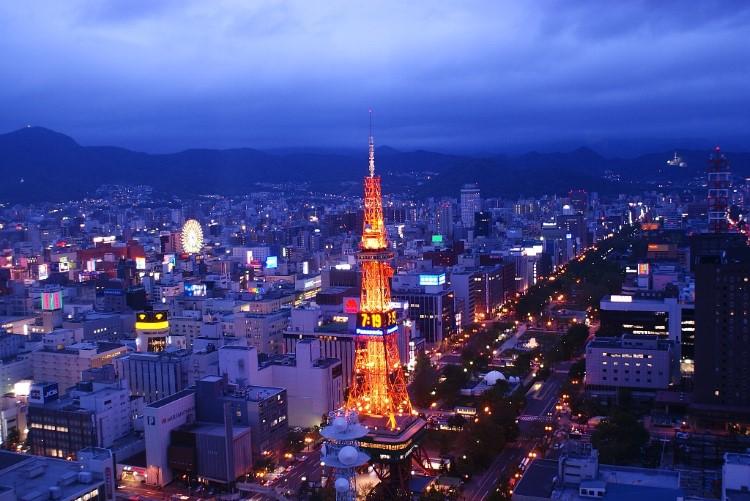 Paket Tour Jepang Sewa Mobil Sapporo Hokkaido