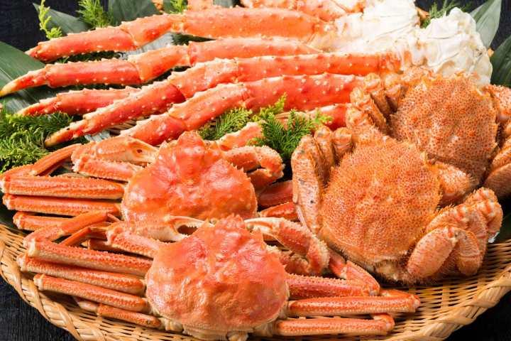 rekomendasi wisata kuliner di sapporo hokkaido jepang kepiting hokkaido