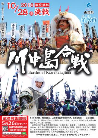 battle of kawanakajima