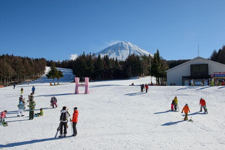 fujiten ski resort
