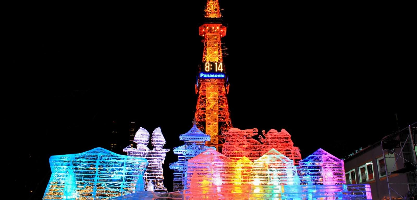 paket tour jepang winter 2020 sapporo snow festival