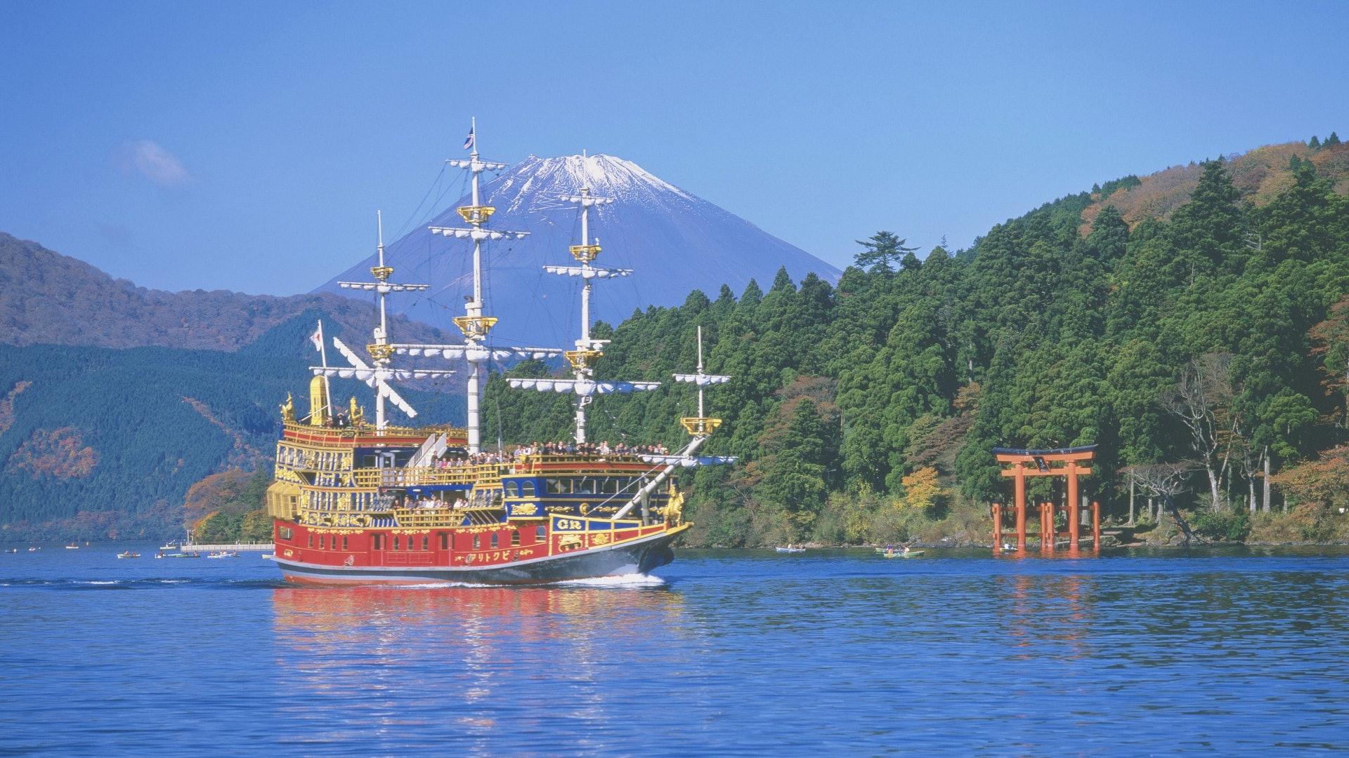 Paket Tour Wisata ke Jepang Sehari Hakone – Gotemba