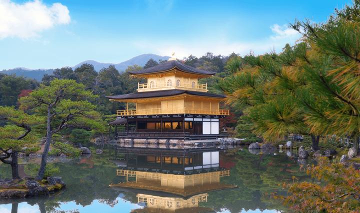 Paket Wisata Tour Jepang Kyoto sehari kinkakuji