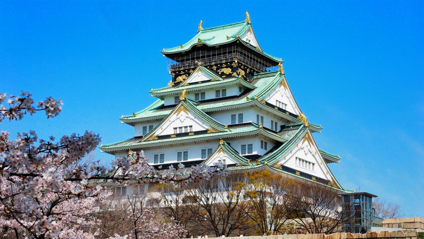 Paket Tour Jepang Sewa Mobil Osaka Sehari