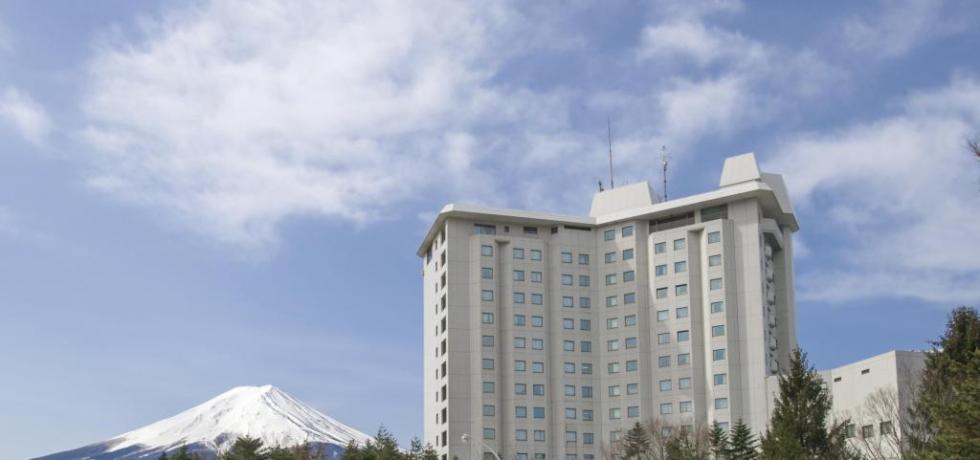 rekomendasi hotel di Mt. Fuji