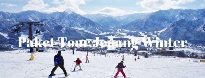 paket tour jepang winter